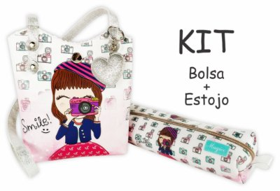 Kit Infantil Smile - Magicc