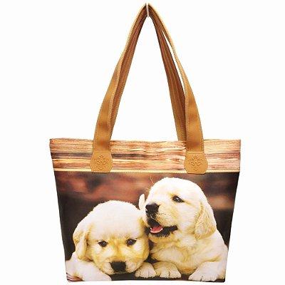 Bolsa Feminina Pet Cachorrinhos, Magicc