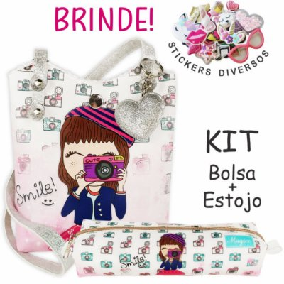 Kit Infantil Smile, Magicc