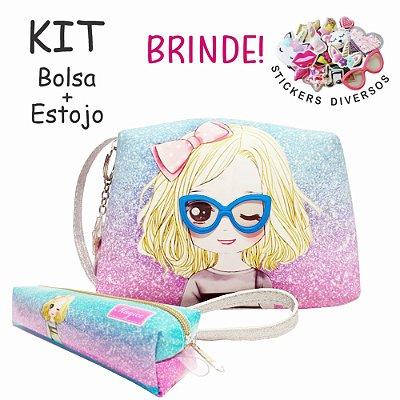 Kit Infantil Bruninha, Magicc