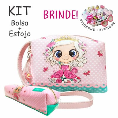 Kit Infantil Lalinha, Magicc