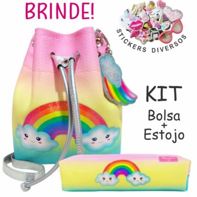 Kit Infantil Arco Iris, Magicc