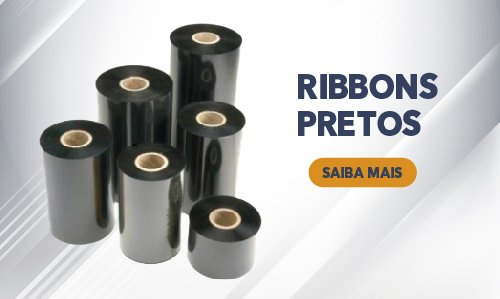 Ribbons Pretos