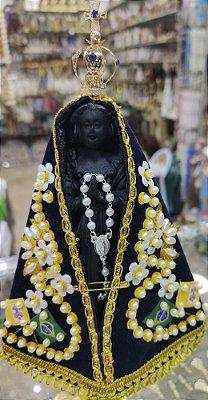 Nossa Senhora Aparecida réplica – 15cm