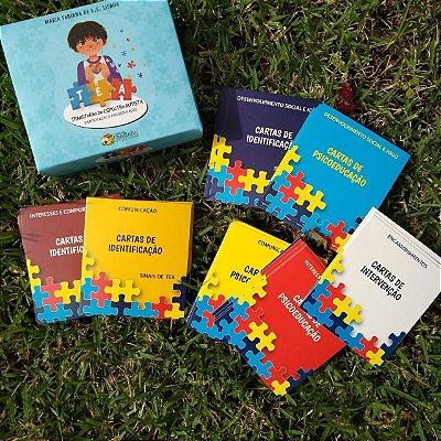 Transtorno do Espectro Autista: Identificação e Psicoeducação- Caixinha