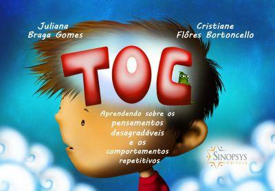 TOC, aprendendo sobre pensamentos desagradáveis