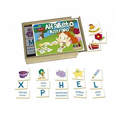 Alfabeto Ilustrado - ABC