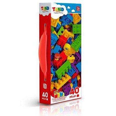 Mini Maleta Tand Kids 40 peças