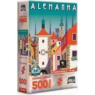 Quebra-cabeça Nano Cartão Postal Alemanha