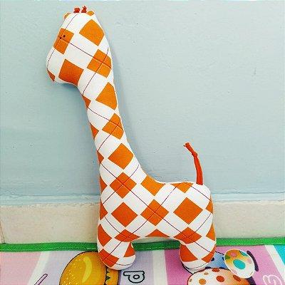 Girafa Gigi em Tecido de Malha