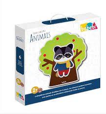 Quebra-cabeça Mix Animais