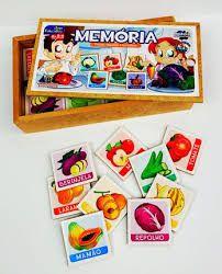 Jogo da Memória Frutas, Legumes e Hortaliças