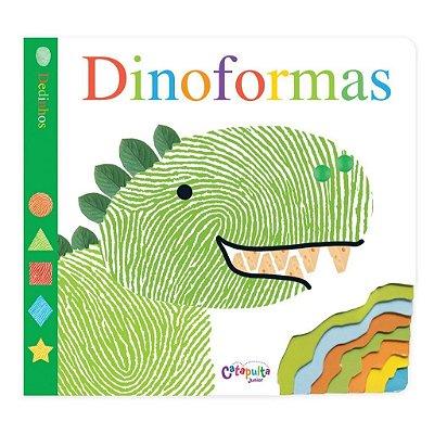 Coleção Dedinhos - Dinoformas