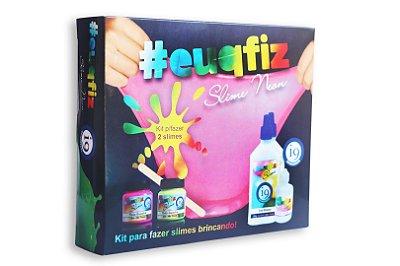 Kit para duas Slimes Neon