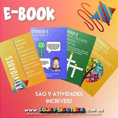 E-book de Atividades para Terapia Infantil