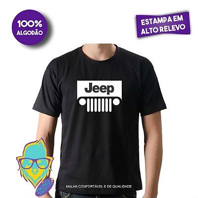 Camiseta Carro Jeep