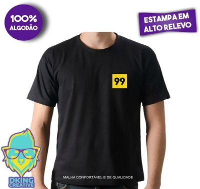 Camiseta Motorista 99