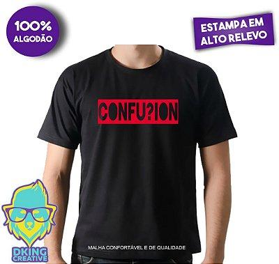 Camiseta Confusion