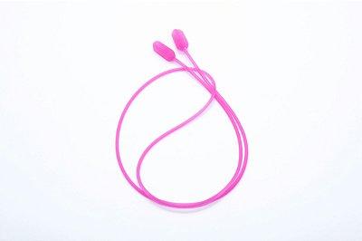 CORRENTE SICUREZZA SILICONE Modelo: GRIP cor Pink