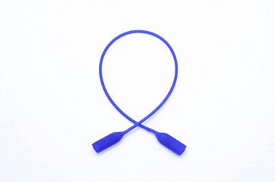 CORRENTE SICUREZZA SILICONE Modelo: GRIP2 JÚNIOR cor Azul Royal