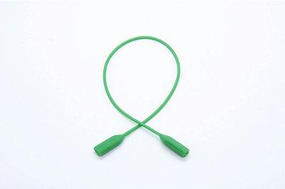 CORRENTE SICUREZZA SILICONE Modelo: GRIP2 JÚNIOR cor Verde