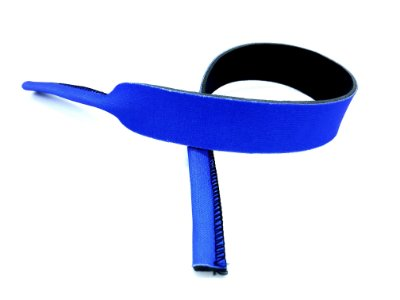 CORDÃO de Neoprene Adulto cor Azul Royal