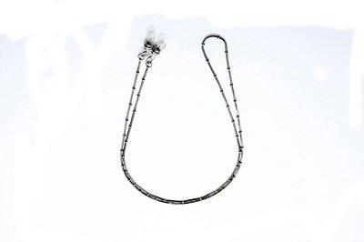 CORRENTE Metal ESPECIAL Modelo 5013 Cor Níquel
