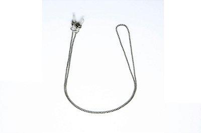 CORRENTE Metal ESPECIAL Modelo 5063 Cor Níquel