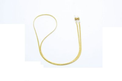 CORRENTE Metal ESPECIAL Modelo L3333 Cor Ouro