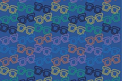 MICROFIBRA Limpeza Customizada Modelo: Arandela 2 cor Azul