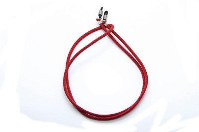CORRENTE Modelo: CORDÃO KORINO cor Vermelho