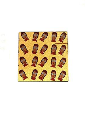 PORTA COPOS_Kit com 06 unids. Modelo: MOÇA AFRODESCENDENTE cor Laranja