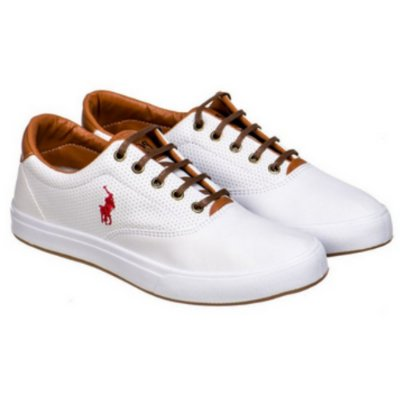 Sapatênis masculino Polo way White
