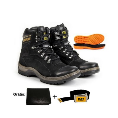 Bota Caterpillar Shift Puls  Preto