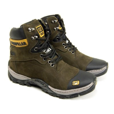 Bota Caterpillar New Shift Oliva