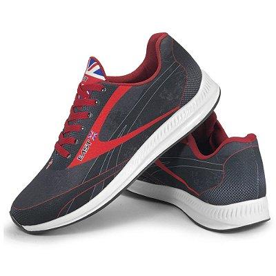 Tênis Esporte East Shoes Jaguar Preto