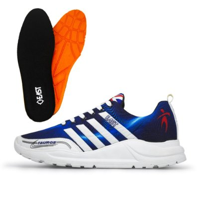 Tênis Esporte East Shoes Tauru Advanced Azul