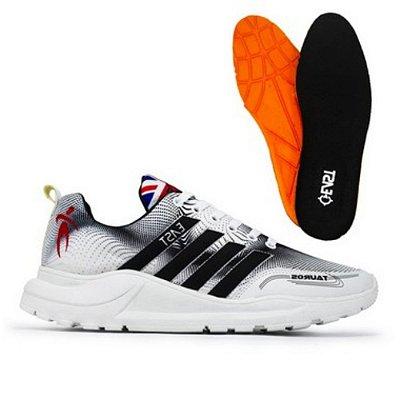 Tênis Esporte East Shoes Tauru Advanced Branco