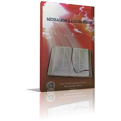 Livro - Mensagens À Luz da Bíblia Volume 3