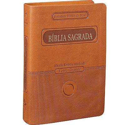 Bíblia Sagrada RA com Letra Grande (Gordita)