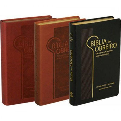Biblia do Obreiro