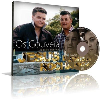 CD - Os Irmãos Gouveia - Jesus é a Rocha