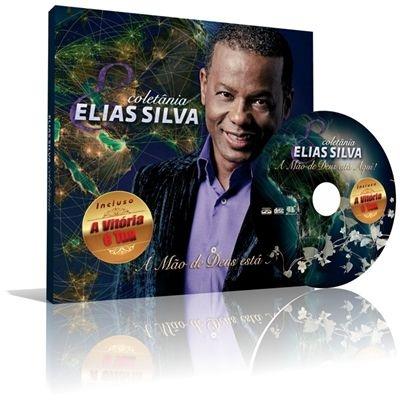 CD - Coletânea Elias Silva - A Mão de Deus está Aqui!