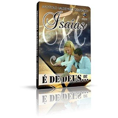 DVD - Isaías é de Deus