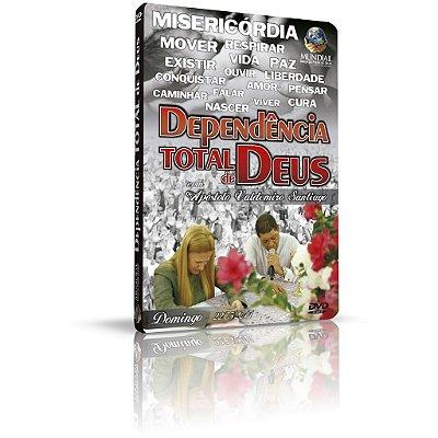 DVD - Dependência total de Deus