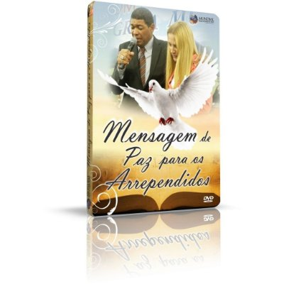 DVD - Mensagem de Paz para os Arrependidos