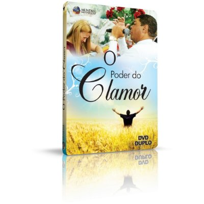 DVD Duplo - O Poder do Clamor