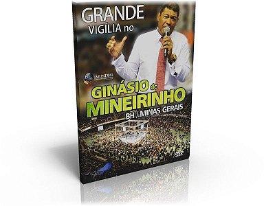 DVD - Grande Vigília no Ginásio do Mineirinho Belo Horizonte (DVD Duplo)