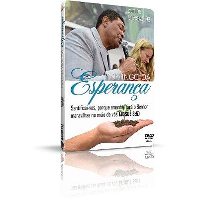 DVD - Domingo da Esperança