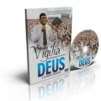 DVD - Vigília da Realização dos Sonhos ''Deus é o meu Escudo''